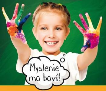 Poďte s nami rozvíjať myslenie detí!
