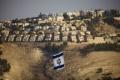 V židovskej osade Ofra sa začalo s vysťahúvaním deviatich domov