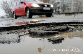 Ktoré autá zvládnu výtlky na slovenských cestách?