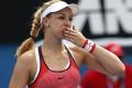 Tenistka Lisická sa vráti do súťažného kolotoča