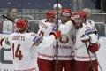 Mladí Bielorusi zostávajú v A-kategórii, porazili Lotyšov