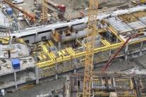 SR Futbal Národný futbalový štadión výstavba BAX