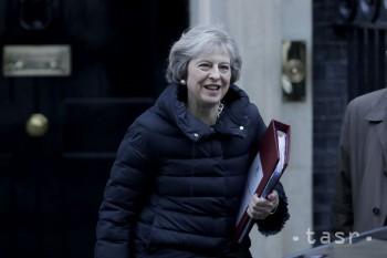 Britská premiérka predstaví stratégiu na podporu priemyslu