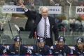 Hokejisti Slovana zdolali v príprave Spartak Moskva po nájazdoch