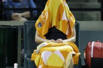 Miami - dvojhra žien, štvrťfinále