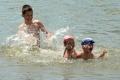 Problém s vodou zaznamenali na Kuchajde i na kúpalisku v Modre