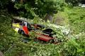 Nehodu taiwanského autobusu v Číne s 26 obeťami spôsobil opitý vodič
