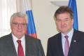 Minister Lajčák prijal A. Torkunova