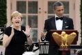 Obama sa telefonicky rozlúčil s nemeckou kancelárkou Merkelovou