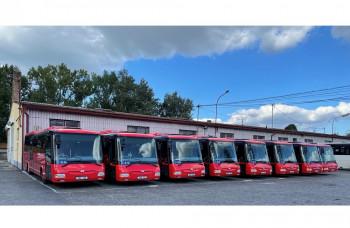 OTS: ARRIVA má pre Bratislavský kraj pripravené nové červené autobusy