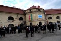 V Komárne zrekonštruovali strechu kasárenskej budovy Novej pevnosti