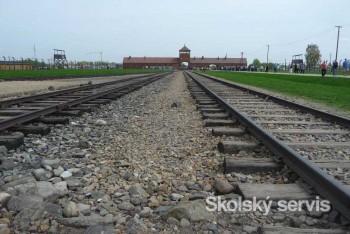 Návšteva Osvienčimu alebo Ako sme sa poučili z histórie